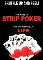 rules of strip poker