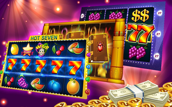 Main benefits of playing online slots